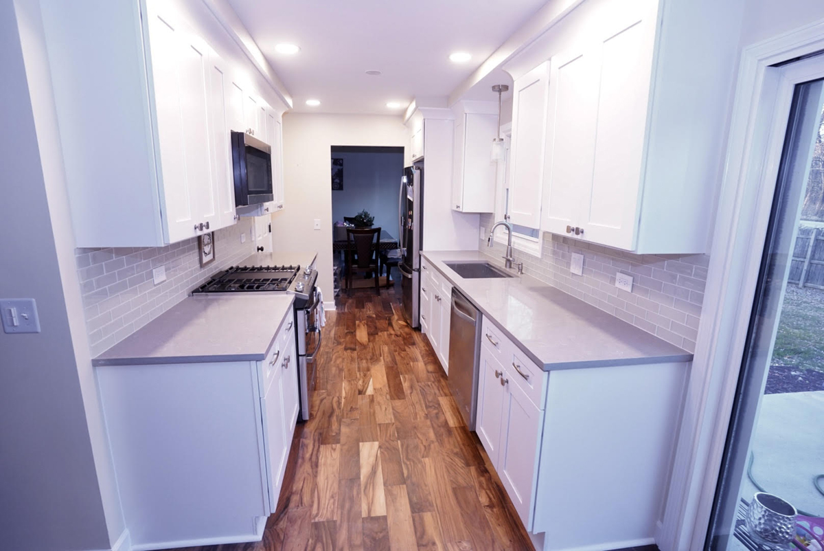 Kitchen Remodeling In Palatine On Arbor View By Local Contractor